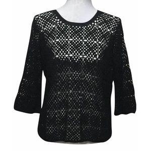 Joie Open Knit Sweater